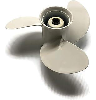 Yamaha 663-45956-01-EL Al.Propeller 12 1//4 X 9; New # 663-45956-01-00 Made by Yamaha
