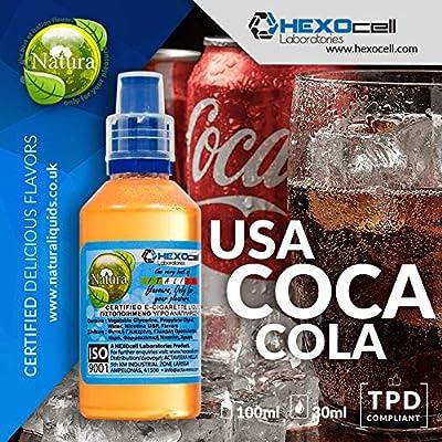 E LIQUID PARA VAPEAR - 30ml USA Coca Cola (Coca Cola) Shake ...