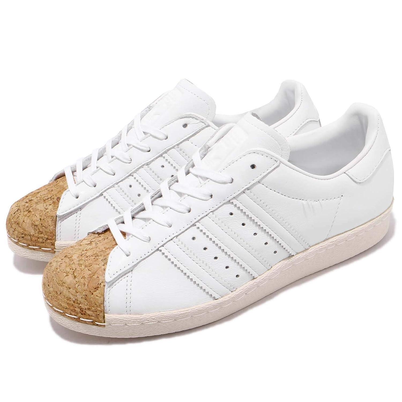 buy online c7efa 86e04 adidas Originals Superstar 80s Cork W, FTWR White-FTWR White-Off White, 5,5