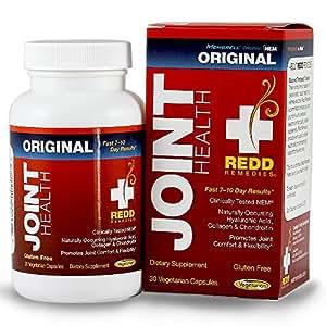 Redd Remedies Original JOINTHealth, Natural Eggshell Membrane for Humans, 30 Capsules
