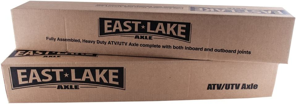 East Lake Axle rear cv axles /& wheel bearings set compatible with Polaris RZR 900 2015 2016 2017 1333080