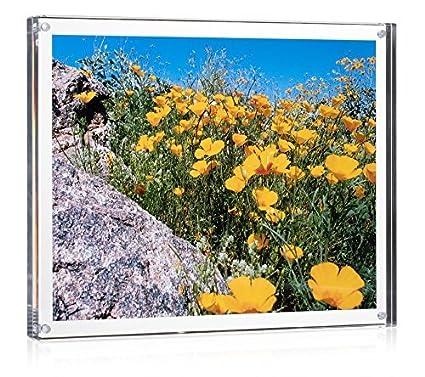 Amazon.com - Acrylic Block Picture Frame 8\