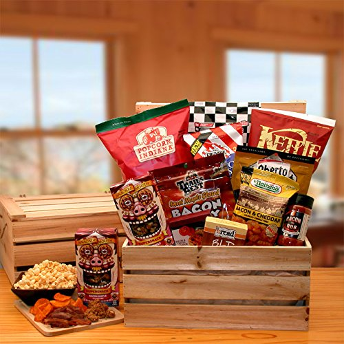 Gourmet Gift Bacon Lovers Gift Care Package by Gourmet Gift