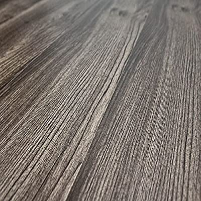 Feather Step Silvered Oak 12.3mm Laminate Flooring 1131 SAMPLE