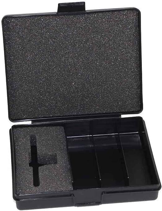 Tool Deluxe Choke Case 5033-5 Negrini 5 Chokes