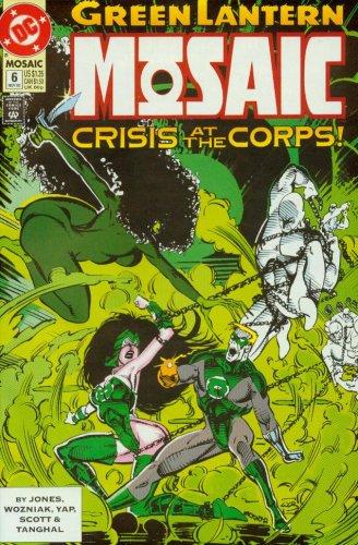 (Green Lantern: Mosaic #6)