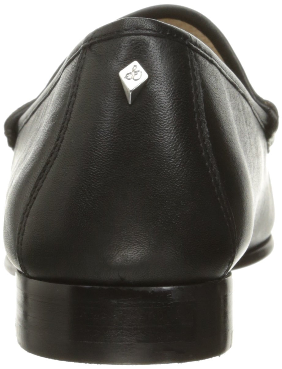 Sam Edelman Women's Therese Slip-On Loafer, Black, 7 M US by Sam Edelman (Image #2)