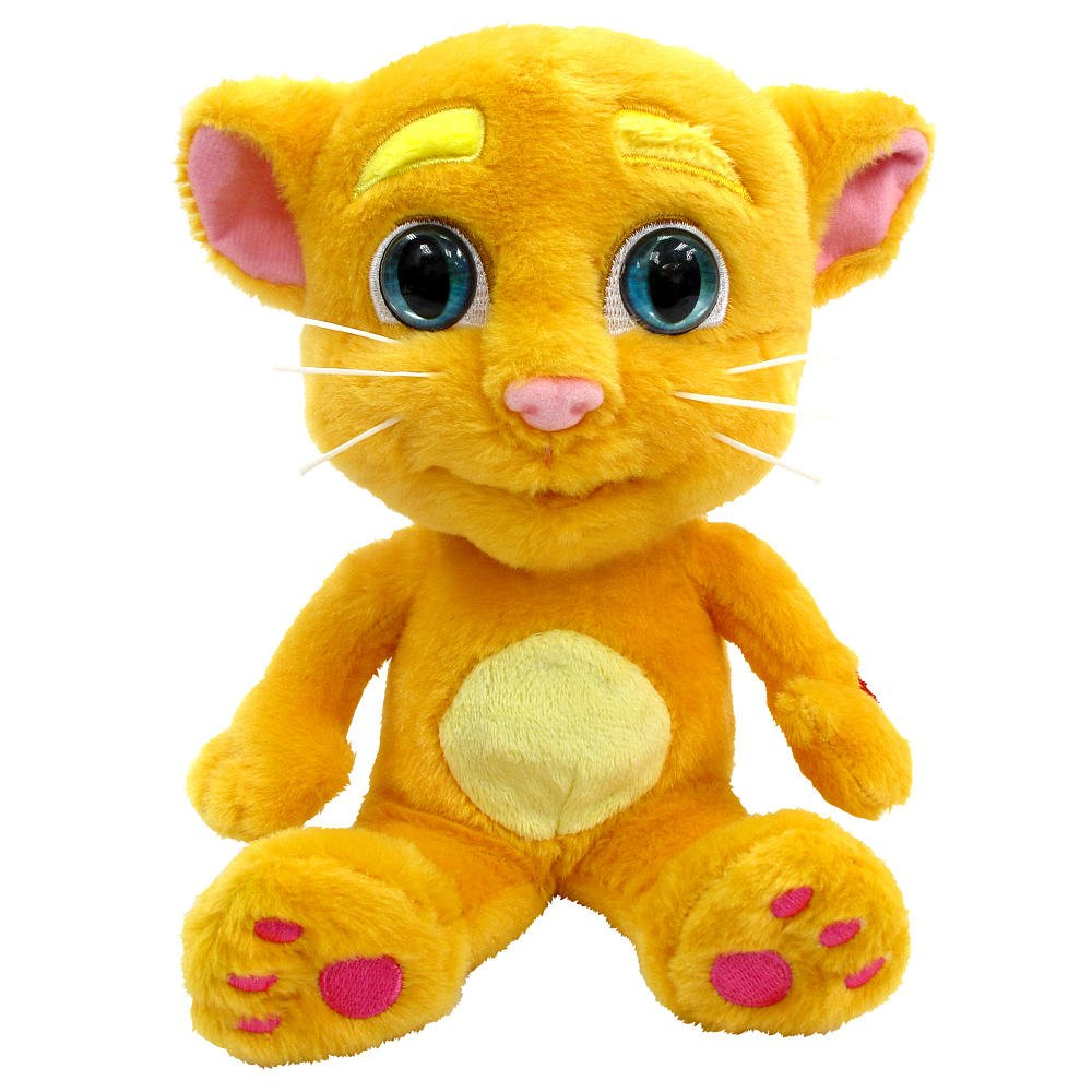 Talking Friends - Animal de peluche (DRA80848): Amazon.es: Juguetes y juegos