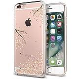 【Spigen】 スマホケース iPhone6s ケース/iphone6 ケース 対応 TPU 全面クリア 薄型 軽量 リキッド・クリスタル 035CS21219 (シャイン ・ブロッサム)
