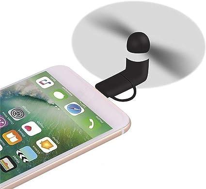 Mini Ventilador portátil Micro USB para teléfono móvil, USB ...
