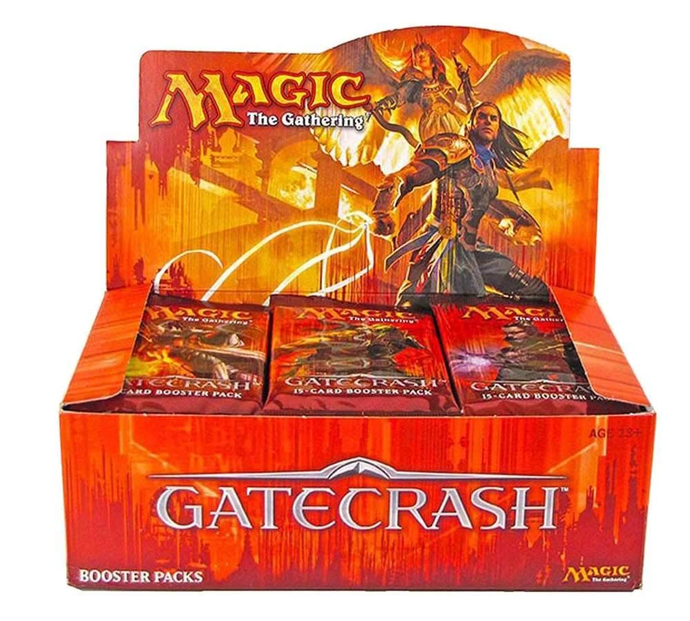 Magic The Gathering WTC498070000 - Gatecrash, Juego de ...