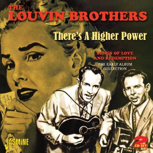 There's A Higher Power - Songs Of Love And Redemption The Ea By Louvin Brothers (2012-08-27) (The Louvin Brothers Theres A Higher Power)