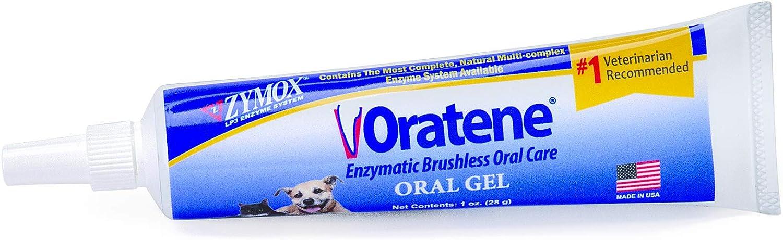 ZYMOX Oratene Oral Gel, 1 oz : Pet Care Products : Pet Supplies