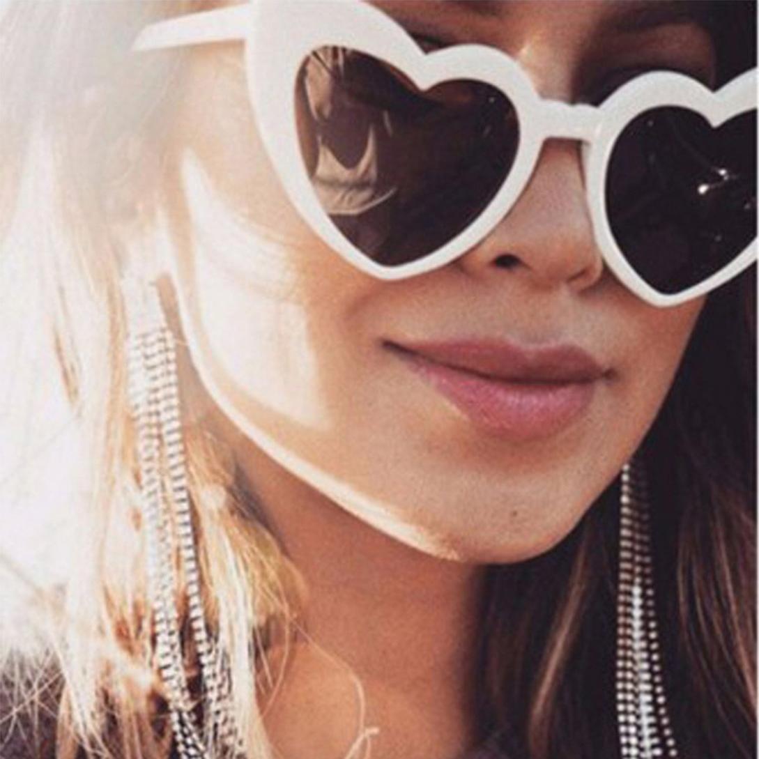 AIMEE7 Lunettes de Soleil Unisexe Pas cher Femme R é tro Sunglasses Mode  Lunettes Vintage Eyewear 2018 Chic ... f513f9a2d7ab