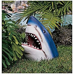 The Great Shark Statue