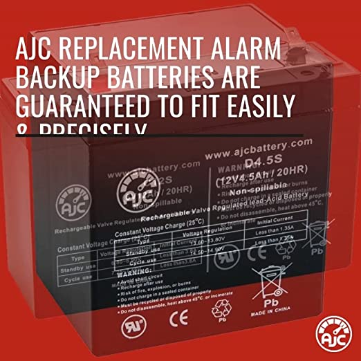 Brand New Digital Security PC1864 Fresh Stock Compatible Replacement Battery