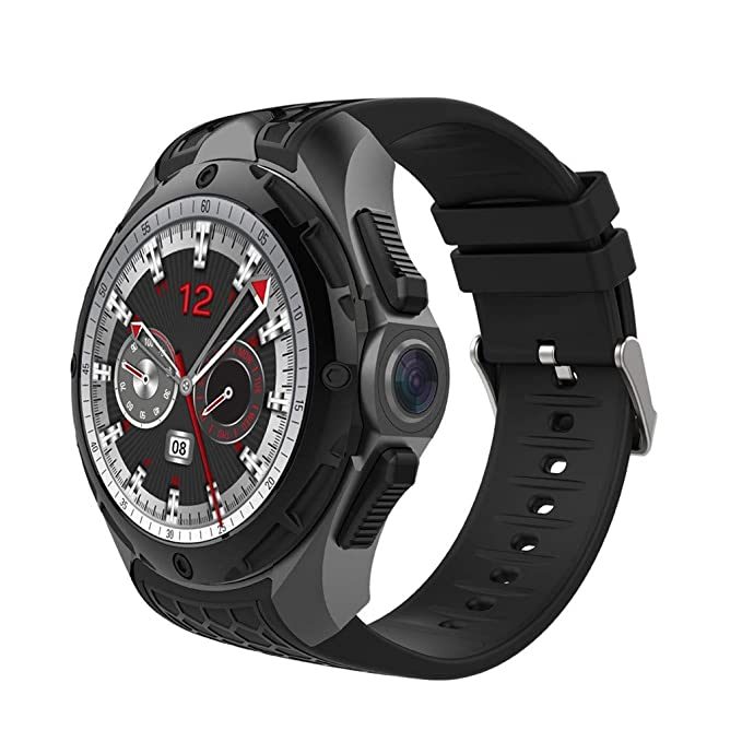 Qomomont AllCall W2 3G Android 7.0 Quad Core Smart Watch ...