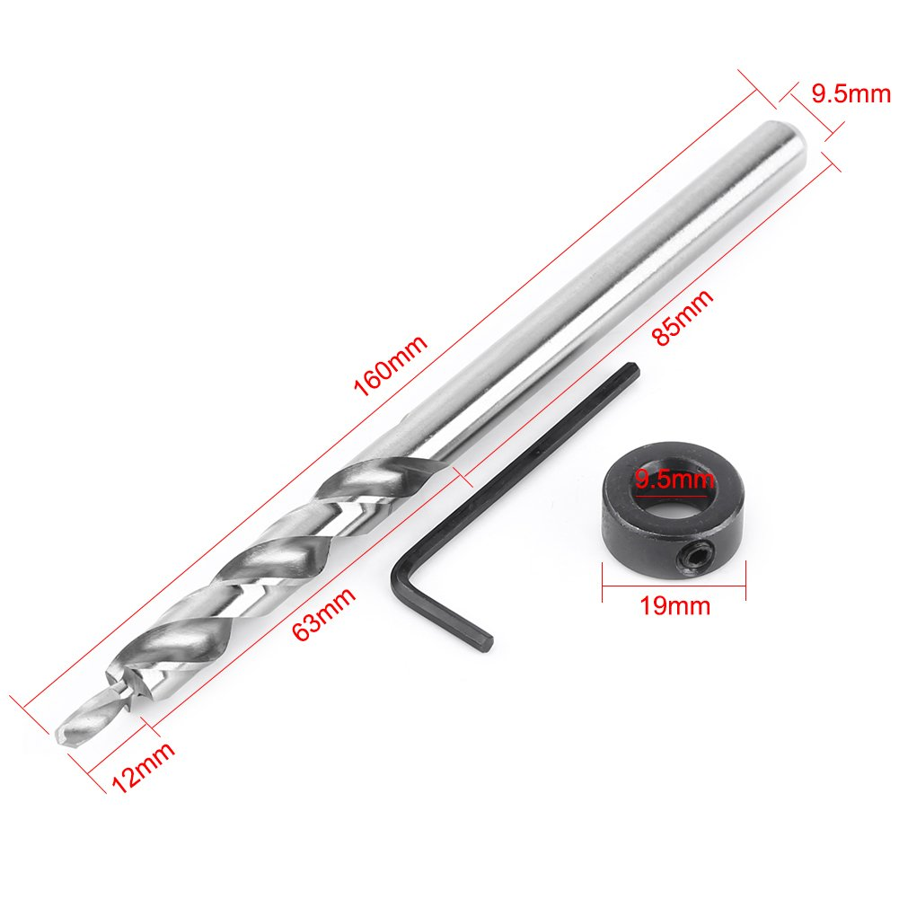 Jumbo-Shop 5x DUPLEX 3mm Klemme Drahtseilklemmen Drahtseil Drahtseilklemme Stahlseil VERZINKT Klemme Seil Draht Seilverbinder
