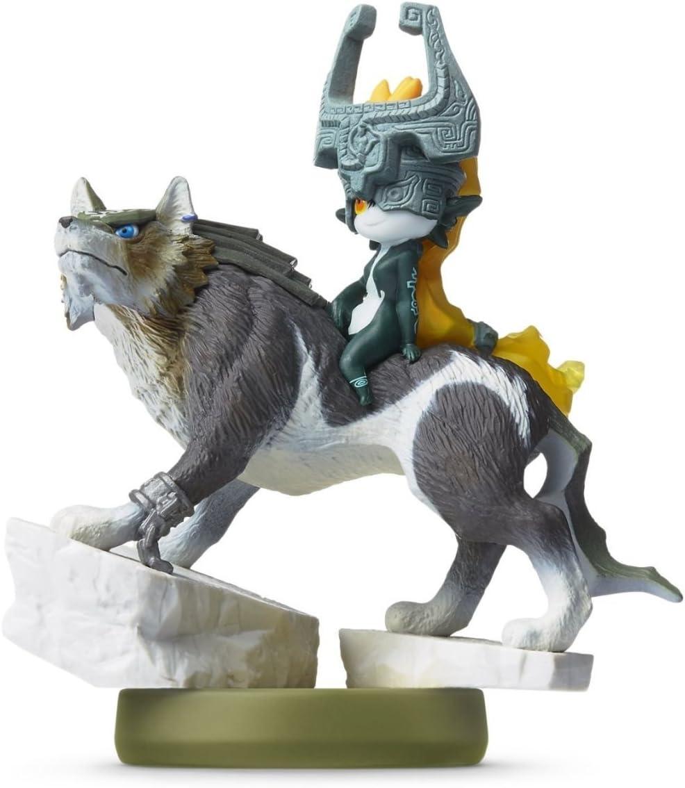 Figura Amiibo Wolf