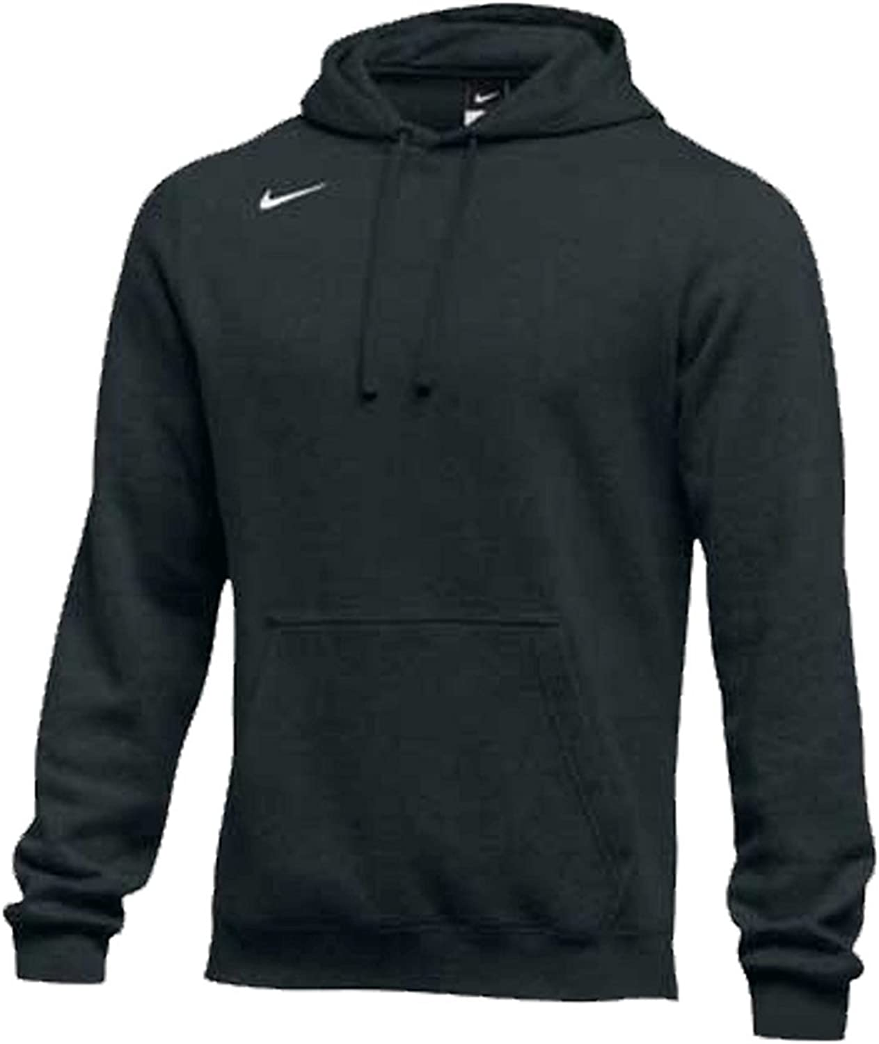 nike men's club fleece hoodie