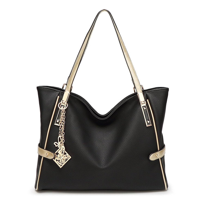 Abshoo Women Shoulder Bag PU Leather Tote Crossbody Purse Handbags