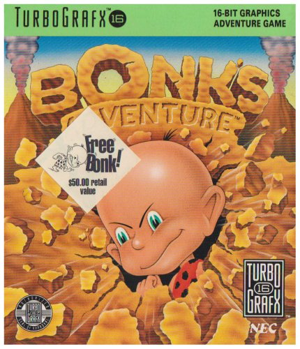 Bonk's Adventure by Hudson Soft (Image #2)