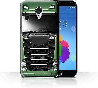 eSwish Carcasa/Funda Dura para el Meizu M3 Note/Serie: Camión HGV Cabina sobre Euro: Amazon.es: Electrónica