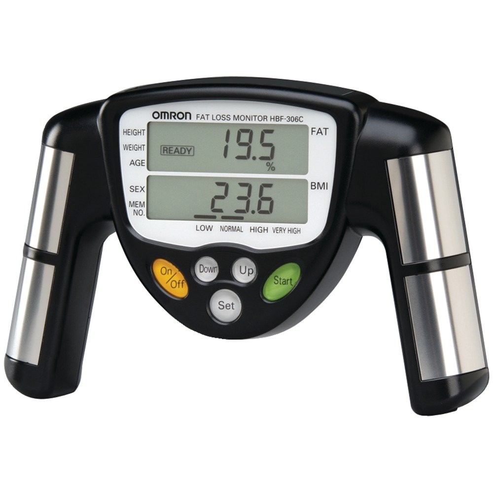 BODY FAT MONITOR OMRON(R) HBF-306CN