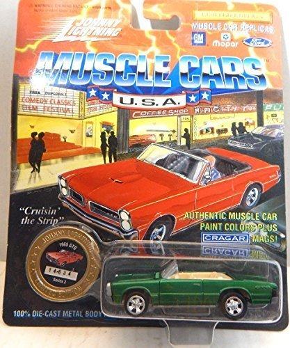 Johnny Lightning JOHNNY LIGHTNING MUSCLE CARS USA 1965 PONTIAC GTO Limited Edition car - Mopar Series Die ()