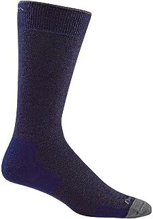 Darn Tough Chase Micro Crew Ultra Light Men/'s Sock White LG
