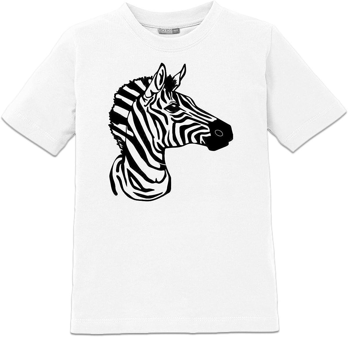 Camiseta de niño Zebra Head by Shirtcity: Amazon.es: Ropa y accesorios