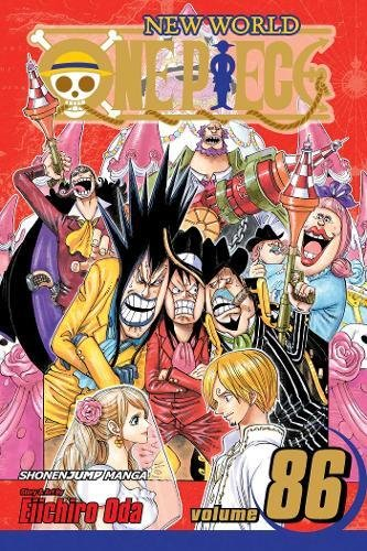 one piece vol