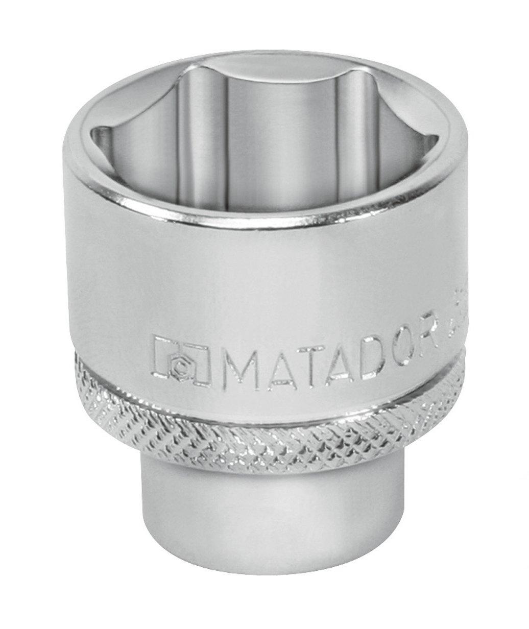 MATADOR 4075 0290 Steckschlü ssel-Einsatz, 6-kt, 12,5 (1/2) 29 mm