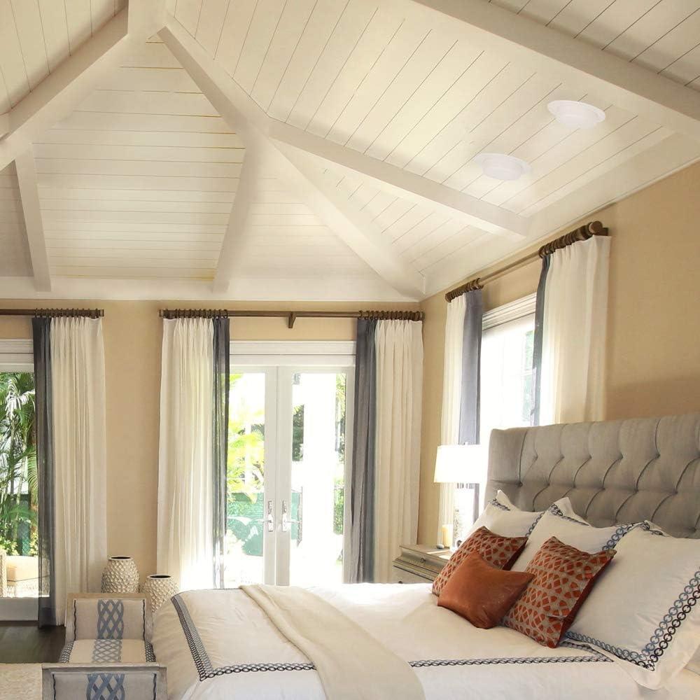 Design House Design House 519579 Recessed Lighting Trim 6 White HI