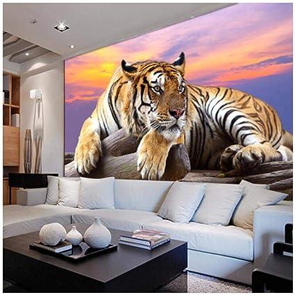 3d animal wallpaper murals,