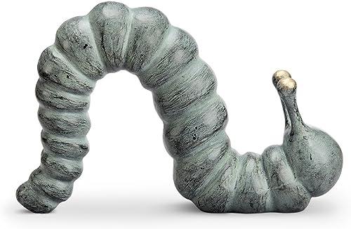 Snack Seeker Garden Sculpture Caterpillar