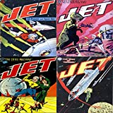 Jet Powers. Issues 1, 2, 3 and 4. Includes Space Ace, Rain of terror and the devil machine. Golden Age Digital Comic Compilations Science Fiction
