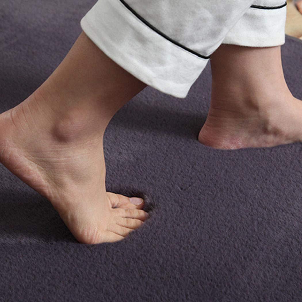 Fanddy Ultra Soft Modern Area Rugs Plush Carpet Nursery Rug Home Bedroom Decor Area Rugs