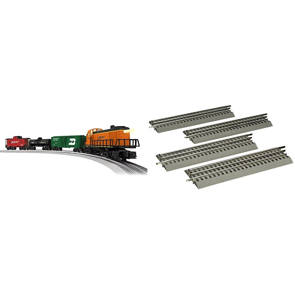 Train Set With Extra Track