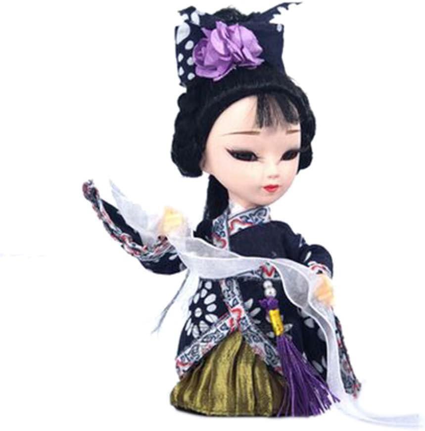 Amazon.es: Blancho Bedding Precioso XI Shi Artesanías China Pekín Opera Muñecas Decoración: Juguetes y juegos