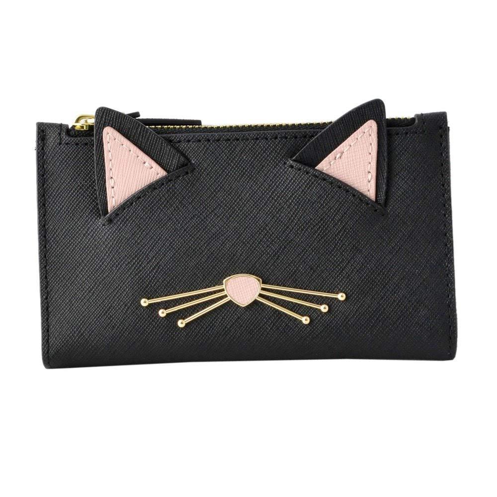 (ケイト スペード) kate spade CAT'S MEOW cat mikey マルチケース #PWRU6512 098 並行輸入品   B07KJQX6Z4