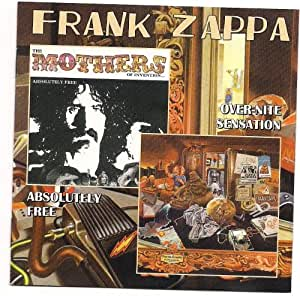 Frank Zappa The Mothers Of Invention Ray Collins George