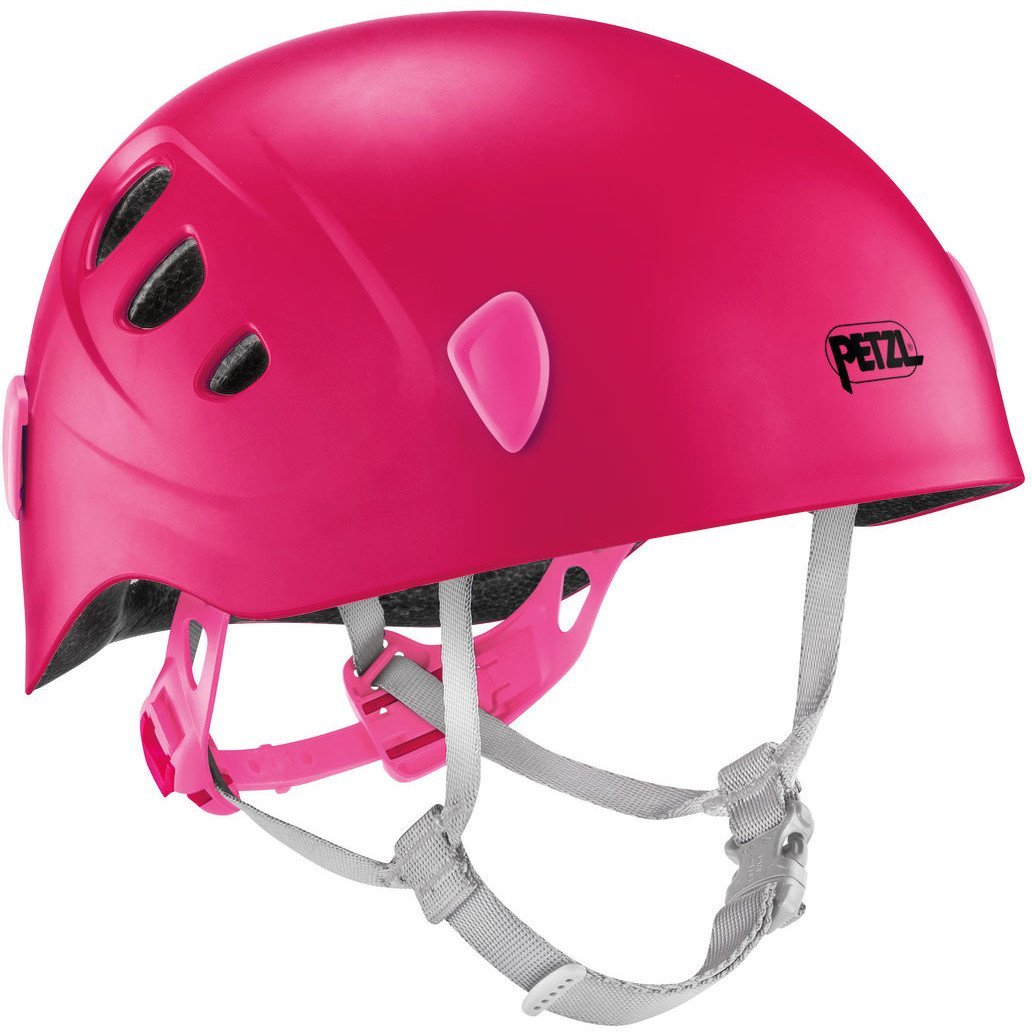 PETZL - Picchu, Children's Helmet, Raspberry by PETZL