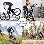 SPGOOD-Sella-per-Bicicletta-Sella-per-Comodo-Impermeabile-e-Traspirante-da-Uomo-e-da-Donna-Sedile-Bicicletta-Ergonomica-con-Molla-Antiurto-per-Bici-da-Strada-Mountain-Bike-Bici-Pieghevole