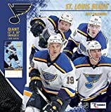 Turner Licensing Sport 2017 St Louis Blues Team Wall Calendar, 12''X12'' (17998011955)