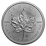 2020 CA Canadian 1 oz Silver Maple Leaf Coin 9999