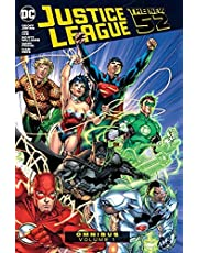 Justice League: The New 52 Omnibus Vol. 1