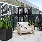Veradek Blocks Decorative Outdoor Divider Set with