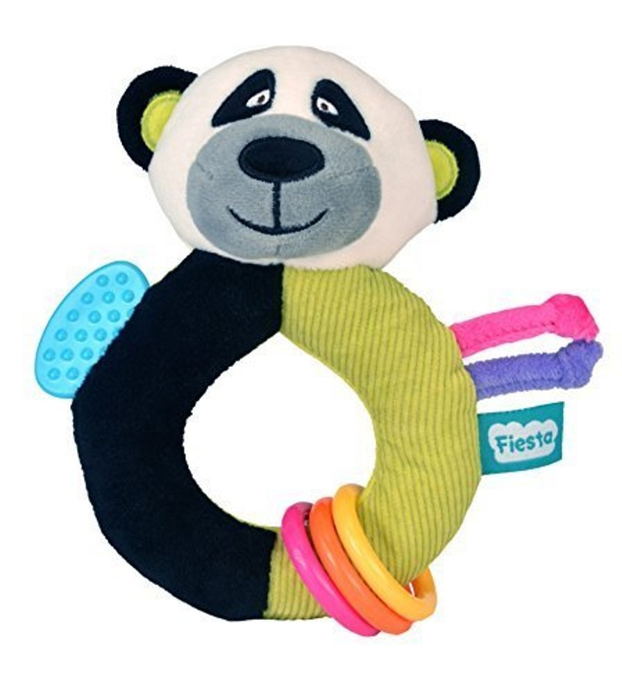 Fiesta Crafts Panda Ringaling Doll by Fiesta