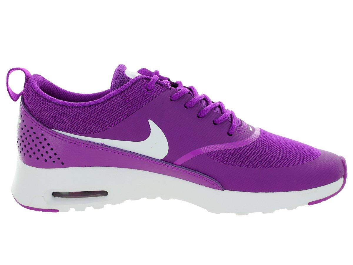 NIKE Women's Air Max Thea Low-Top Sneakers, Black B016R7YFTG 9 B(M) US|Purple